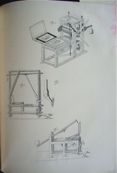 Image for The Invention Of Lithography 1818 : by Alois Senefelder. English translation by J. W. Muller.