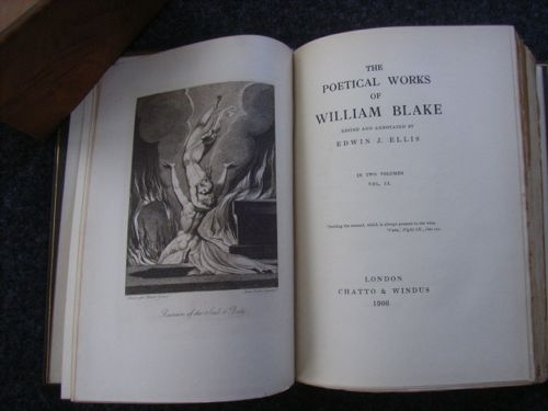 Image for The Poetical Works. Edited and annotated by Edwin J. Ellis.