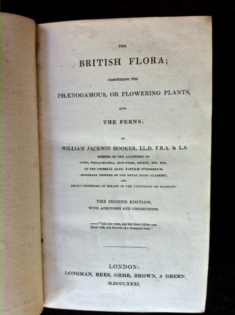 Image for The British Flora : comprising the phaenogamous or flowering plants, and the ferns. The Second Edition, with additions and corrections.